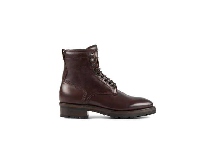 Project Twlv  Royal Tmoro  Cordovan Leather  Goodyear Welted