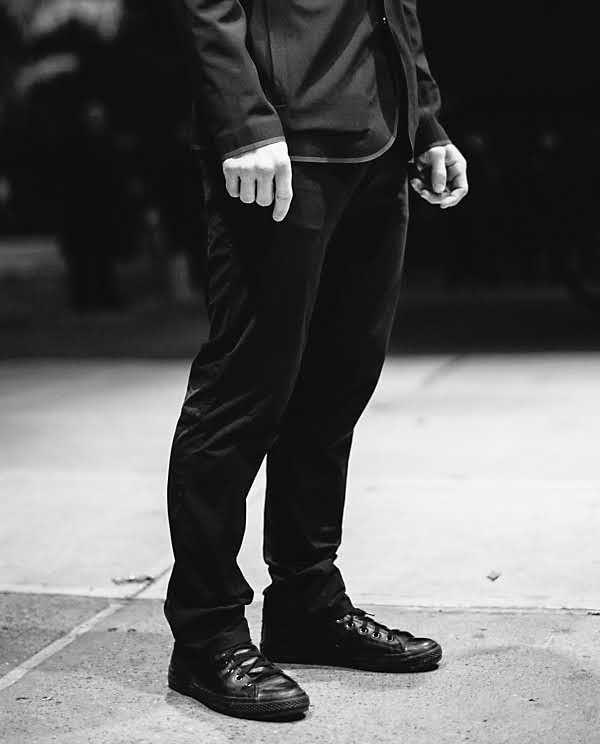ABC Pant size 30 (black)
