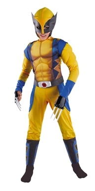 Wolverine Costume, Mask and Claws   http://creative-halloween-costumes.happy-holidays.net/creative-halloween-costumes/wolverine-costume-and-claws