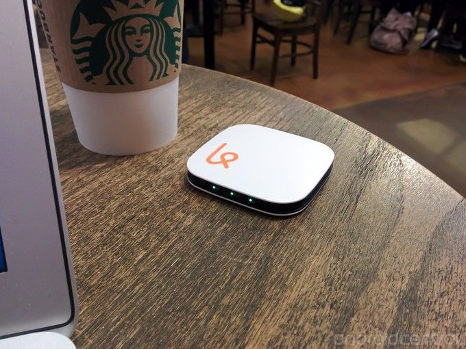 Karma Wifi Hotspot || Contract-free, pay-as-you-go wifi hotspot. The rates seem high to most home internet costs, but this lets you work anywhere. I might give this a try in a few months, once it gets a bit more popular.