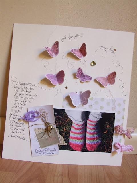 Meno stress e più farfalle - La pagina