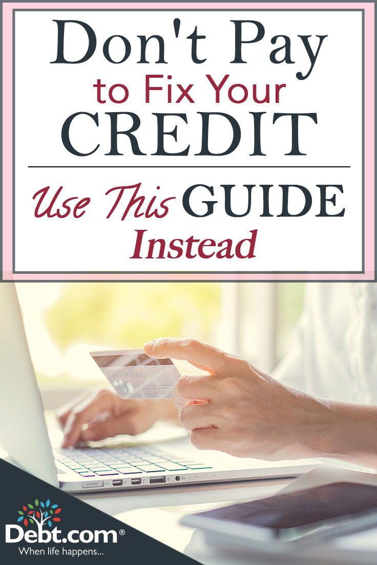 Free Credit Help Fix your credit, Credit repair