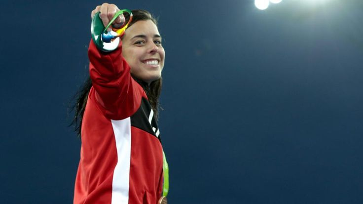 Often in sync, Benfeito relishes Rio's individual Olympic podium. Benfeito took bronze in the women's 10m platform, the third Olympic medal of her career but first in an individual event. She won bronze in the synchronized 10m platform alongside Filion at both London 2012 and Rio 2016.
