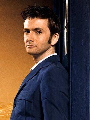 At the age of three, Tennant told his parents that he wanted to become an actor because he was a fan of Doctor Who, but they tried to encourage him to aim for more conventional work. Haha take that parents!