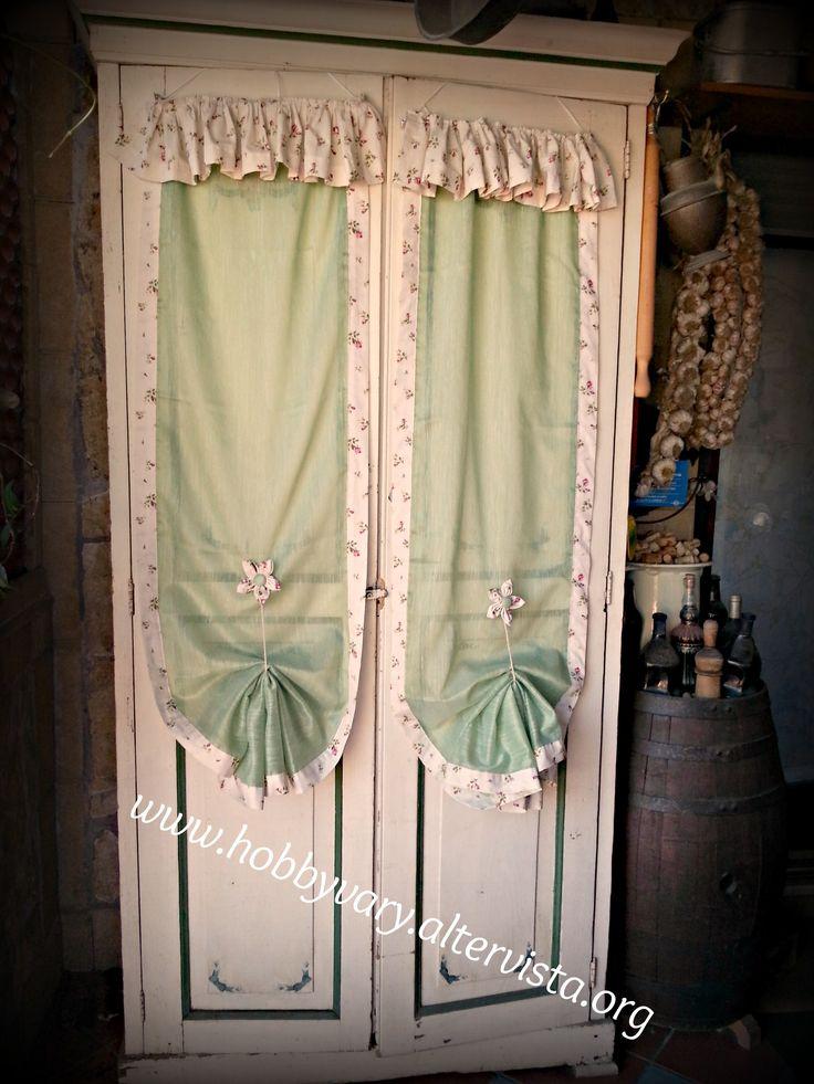 Oltre 25 fantastiche idee su tende di lino su pinterest for Cucire tende a vetro