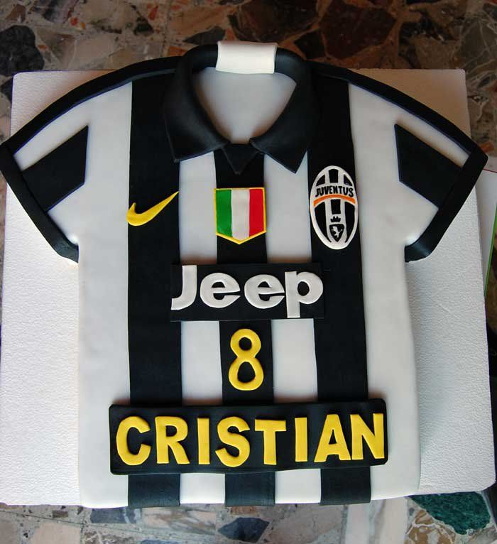 15 best torta juve images on pinterest   cake designs, cake and ... - Decorazioni Torte Juventus