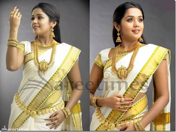 onlineshopping1.com also prefer Kerala Traditional sarees as Nerial...for more visit : www.pinterest.com/onlineshopping1.com