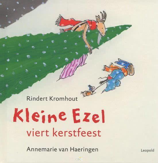 47/52 een leuk prentenboek over kleine ezel die kerst gaat vieren. voor maar €4,95
