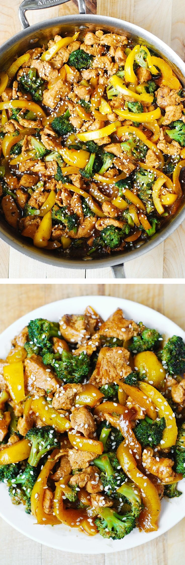 Best 25 Chicken Broccoli Stir Fry Ideas On Pinterest -8458