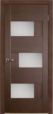"""Dominika"" Contemporary Interior Door - contemporary - interior doors - new york - Ville Doors"