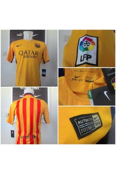 Jersey Barcelona Away 2015/2016