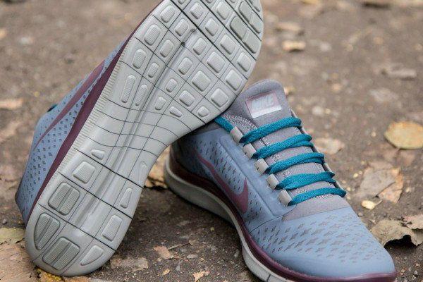 the latest cffef de378 Nike Free 3.0 V4 Gyakusou Blue Dusk Deep Burgundy Dark Grey