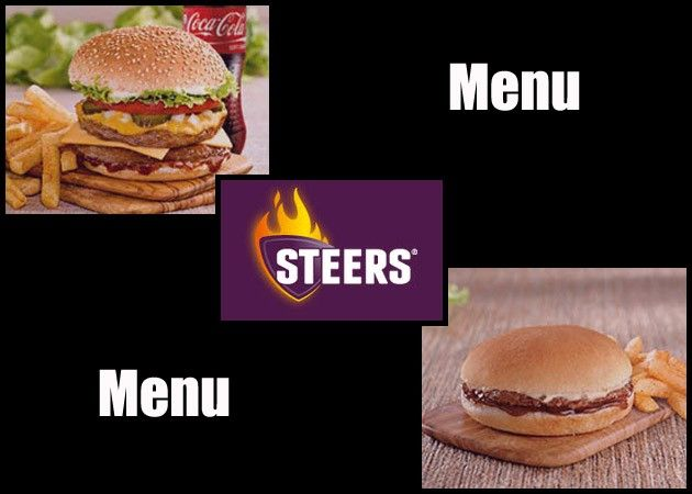 Yum Yum Yum - Great Food for those days that cooking is just not on the list! Visit Steers in Vanderbijlpark fantastic Virtual Tour Listing... Make sure you are ready for a mouth watering treat! Great food at great prices, Just click on this link: http://bizlistings.co.za/city/vaal/virtual_tour/steers-vanderbijlpark