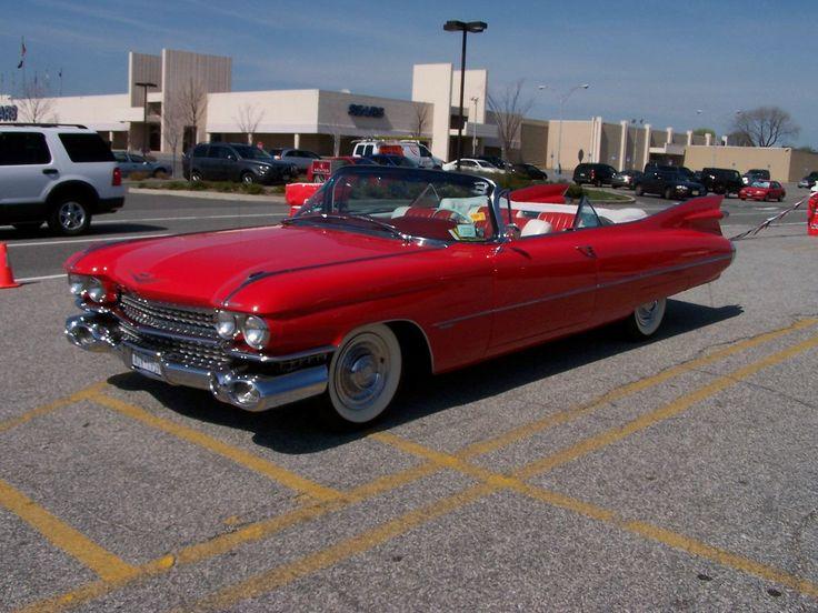 1959 Cadillac El Dorado... yeah baby! #cars