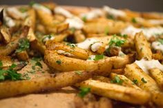 Pastinaak frietjes recept - Parsnip fries recipe