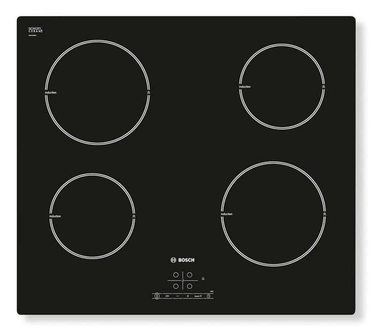 BOSCH PIA611B68B Electric Induction Hob – Black CURRYS £329 INC PANS