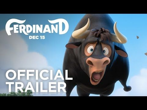 Ferdinand | Official Trailer [HD] | 20th Century FOX - YouTube
