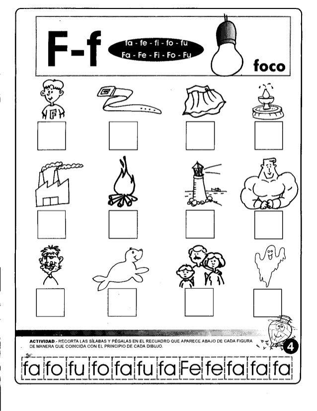 Actividades Lectoescritura 2do Con Imagenes Actividades De