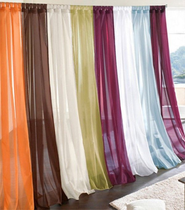 M s de 1000 ideas sobre cortinas transparentes en for Cortinas transparentes