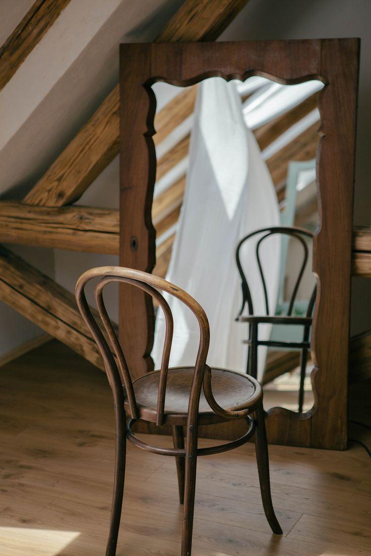 Vintage bentwood chair, foto Katta Tubio