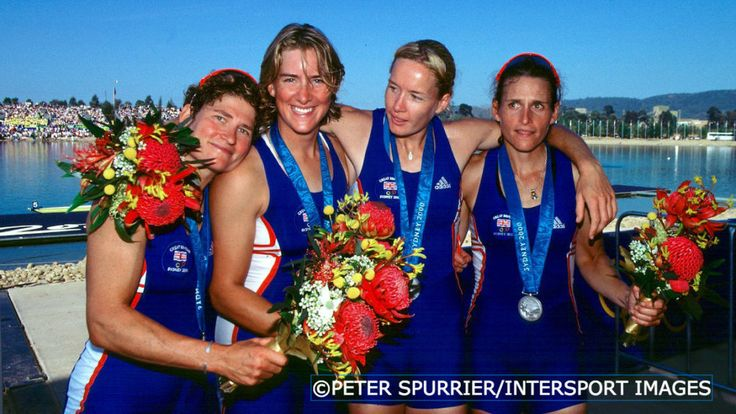 #WSW16: Four decades of breaking boundaries on Olympic stage - British Rowing