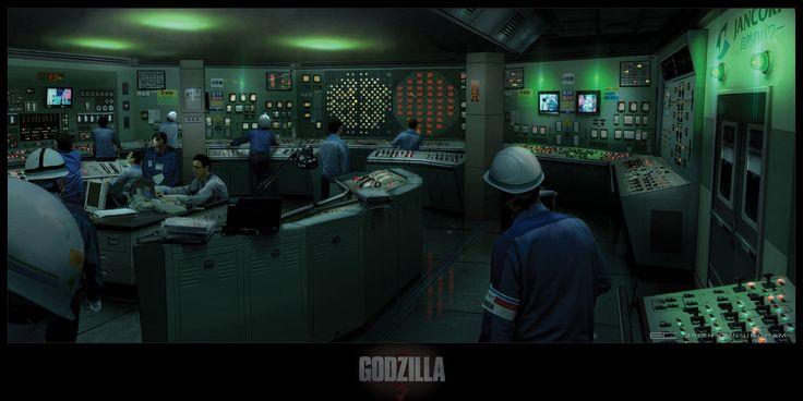 Exclusive: Interview with GODZILLA 2014 Concept Artist Brian Cunningham « Film Sketchr