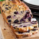 Blueberry-Banana Bread