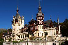 Peles kastély, Fotó: Ion Voicu