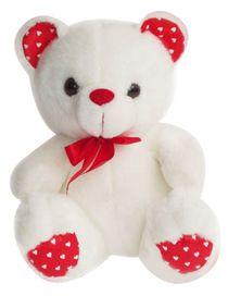 "A Small cute teddy bear 12"" inch.. http://flowershop18.in/flowers-to-delhi.aspx"