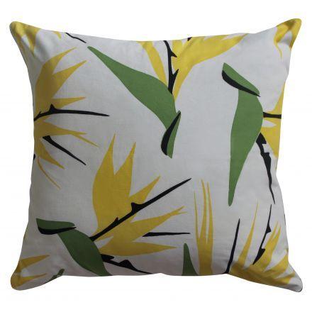 Elly Little Paradise Cushion, 45 x 45cm | Zanui.com.au