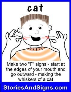 """Mr. C's books are fun stories for kids that will easily teach American Sign Language, ASL. Each of the children's stories is filled with positive life lessons. You will be surprised how many signs your kids will learn! Give your child a head-start to learning ASL as a second or third language. There are fun, free activities to be found at <a href=""""http://StoriesAndSigns.com"""" rel=""""nofollow"""" target=""""_blank"""">StoriesAndSigns.com</a> ."""