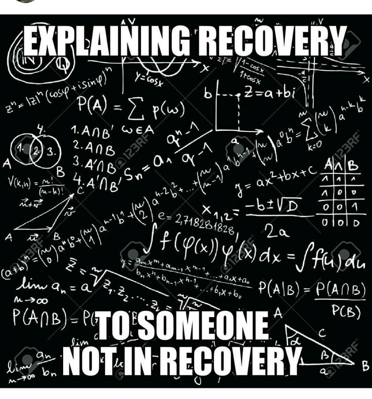 "Sums it up...if they stick around. ""Friends"" drop off during recovery...."