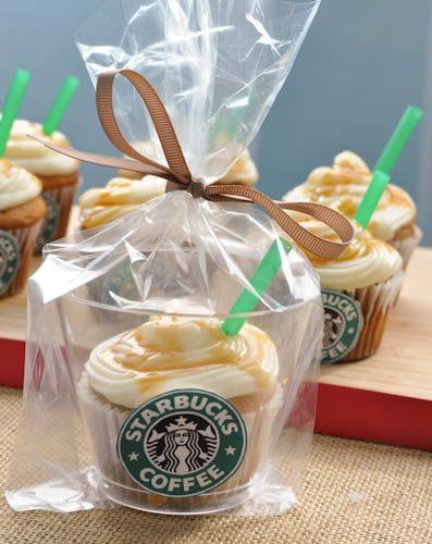 Salados caramelo Starbucks Cupcakes- tan divertido y muy fácil de hacer.  (1 de 1)
