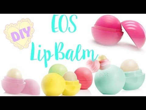 ✮DIY✮ DUPE ✮ BAUME EOS ✮ DIY | EOS BALM  | Caly Beauty - YouTube