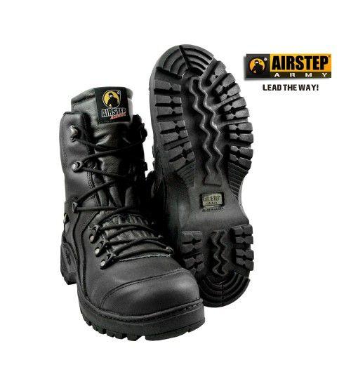 Bota Militar Polícia Civil Black - 8950-1
