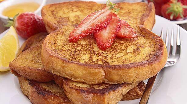 Pan francés bajo en calorías