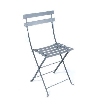 Les 25 meilleures id es concernant chaises pliantes en m tal sur pinterest - Chaise de jardin fermob ...
