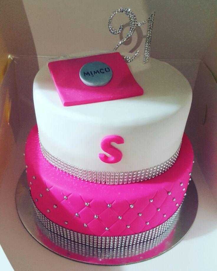 Mimco 21st Cake