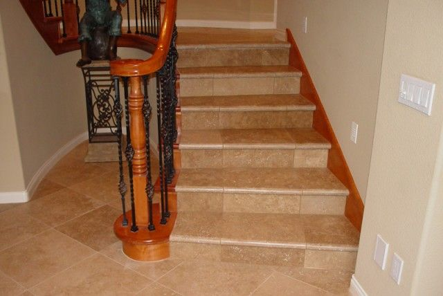 Tiling Staircases   Yahoo Image Search Results Natural Stone Bullnose