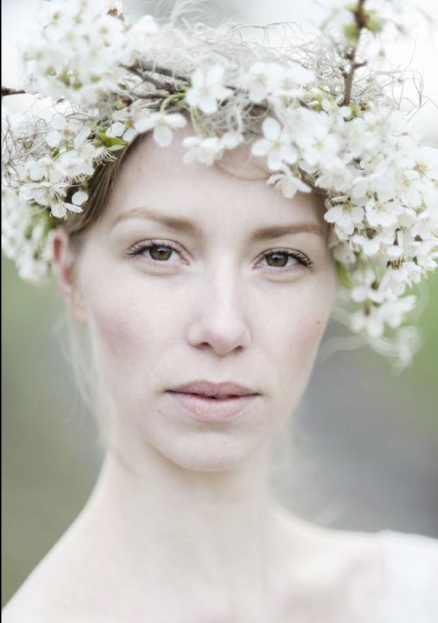 Dress by Rita Colson 'Woodland Bride' Bridal inspired collection and photo shoot #fashion #bridal #couture #bespoke #ethicalfashion #RichmondPark #ritacolsoninspirations #ritacolson www.ritacolson.com