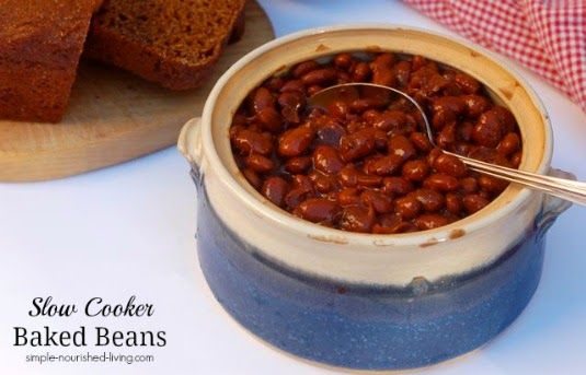 how to make healthy baked beans from scratch