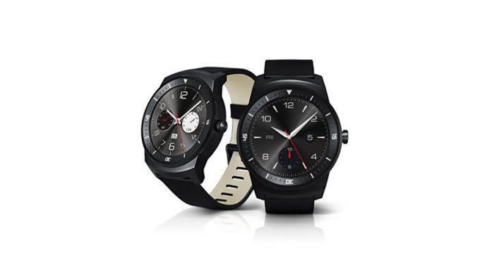 LG G Watch R 4GB 1.3″ OLED Smart Watch for Android Smartphones!