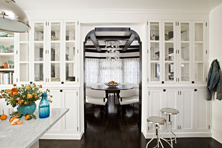 Glamorous Four Square - traditional - kitchen - portland - Jessica Helgerson