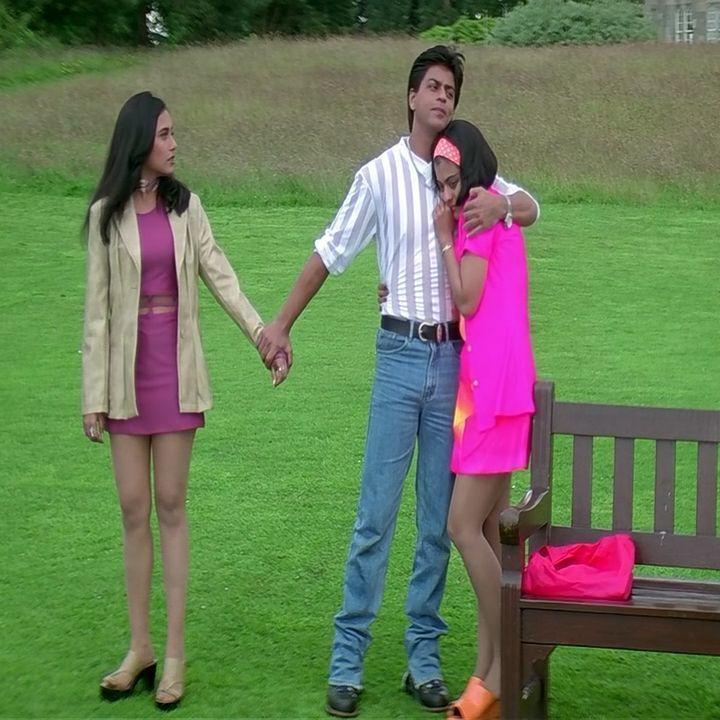 This Scene Kuchkuchhotahai Kuch Kuch Hota Hai Movie Scenes Shahrukh Khan