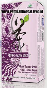 Pro Slim Tea adalah Teh herbal Green World yang di formulasikan membantu diet Anda untuk mendapatkan tubuh langsing ideal. Produk teh ini terbuat dari bahan herbal alami yang sangat efektif dalam menghancurkan lemak tubuh,  menghambat penyerapan lemak oleh usus, mempercepat pembuangan dan pembakaran lemak dalam tubuh, membuat jumlah lemak dalam tubuh berkurang secara cepat, mengurangi ketebalan lemak dibawah kulit, pinggang, dan lengan secara nyata serta sangat efektif untuk mereka yang…