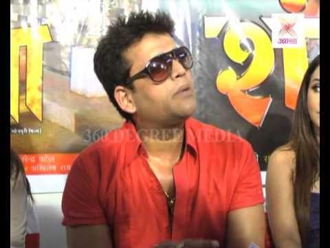 Ravi kishan strongly say Bhojpuri industry is very powerful industry ,OM...