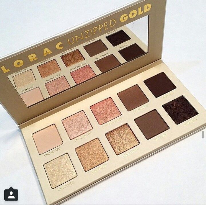Product to try: Lorac Unzipped Eyeshadow Palette, $42.00 at Ulta. My favorite palette ❤️❤️❤️