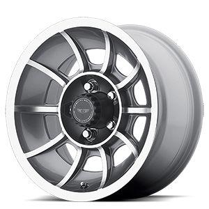 American Racing : Wheel Specs
