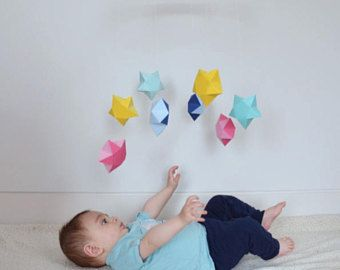 Baby Mobile - Stars