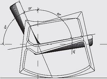 Poltrona de balanço Euvira, de Jader Almeida, concilia as formas orgânicas à racionalidade do design escandinavo   aU - Arquitetura e Urbanismo